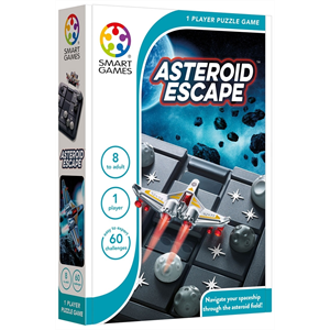 Asteroid Escape galda spēle