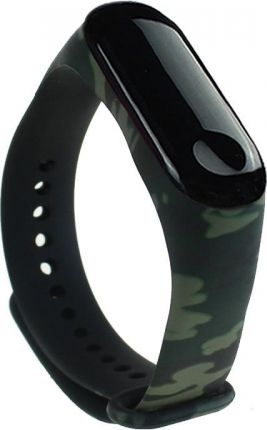 Xiaomi Mi Band 4/3 Camouflage Green