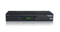 Xoro HRK 8760 CI+, HD Kabelreceiver, PVR-Ready, black resīveris