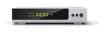 Opticum HD AX 300 HDTV-Satelite receiver (Full HD 1080p, HDMI, USB, S/PDIF Coaxial, Scart) silver resīveris
