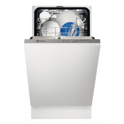 Electrolux AirDry ESL4201LO (width 44,6cm; Internal) Iebūvējamā Trauku mazgājamā mašīna