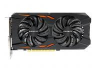 Gigabyte GeForce GTX 1050 Ti Windforce OC 4G, 4GB GDDR5 video karte