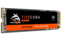 SEAGATE FireCuda 520 SSD 1TB PCIE SSD disks