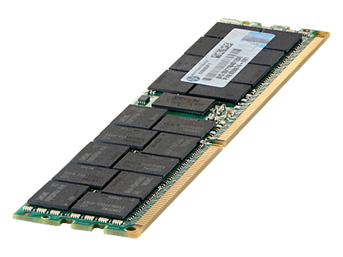 Hewlett Packard Enterprise 8GB Dual Rank x4 PC3L-10600R Refurbished 647897-B21, 606427-001 647897-S21