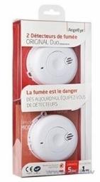 AngelEye 2 pack Dūmu detektors