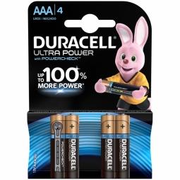 Duracell UltraPower AAA Alkaline 4-Pack 5000394062931 Baterija
