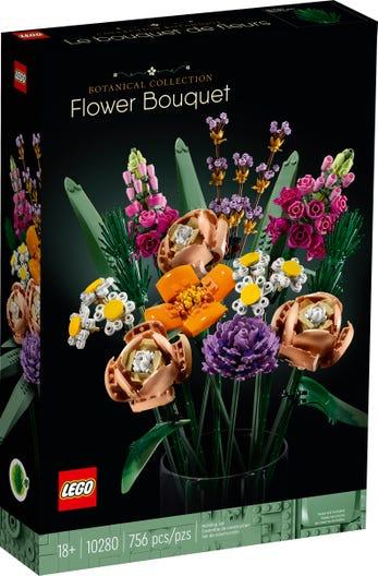 Lego Creator Expert Flower Bouquet 10280 LEGO konstruktors
