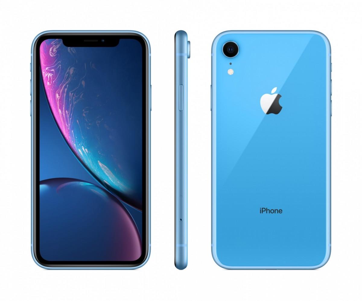 IPHONE XR BLUE 64GB MH6T3PM/A Mobilais Telefons