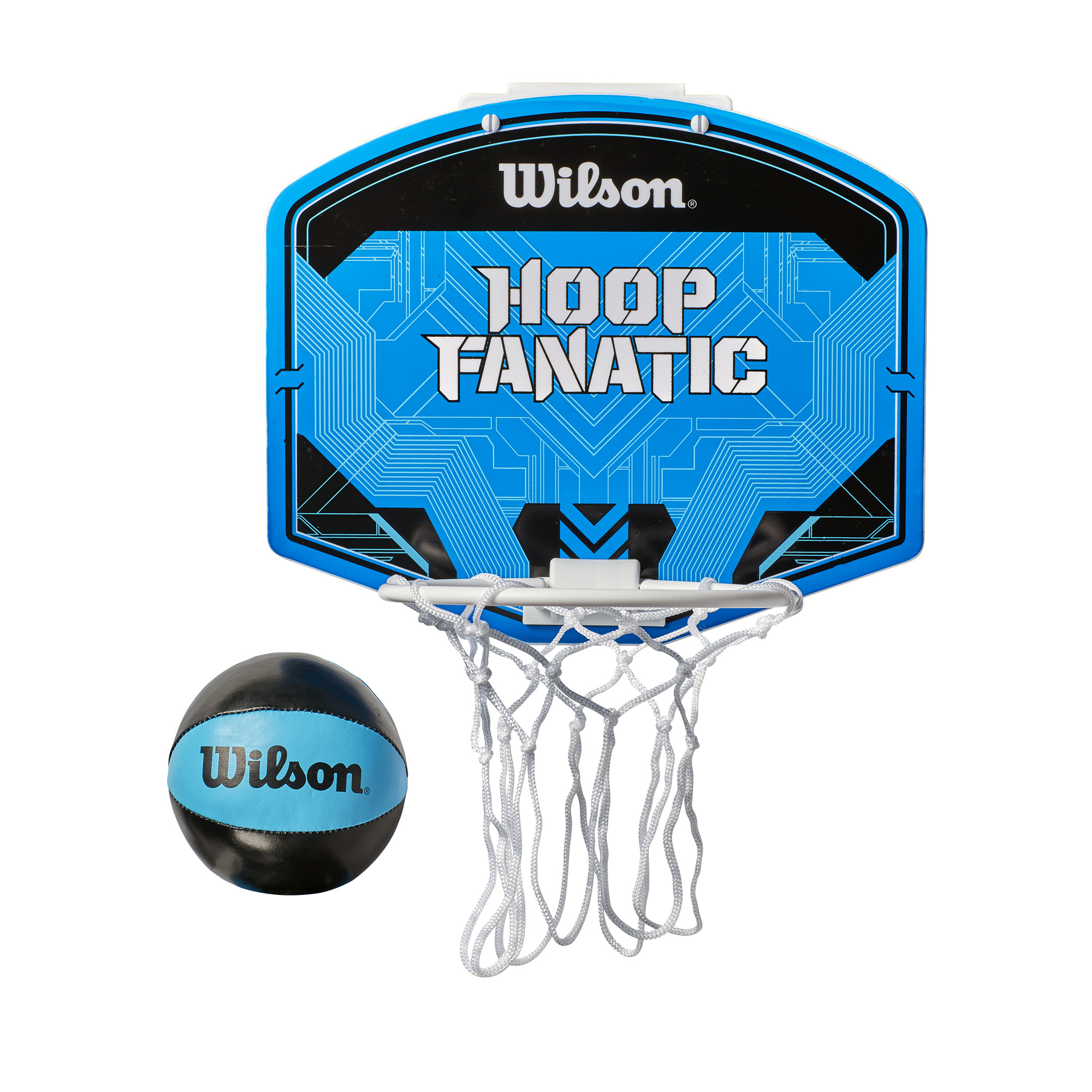 Basketbola komplekts MINI-HOOP FANATIC bumba