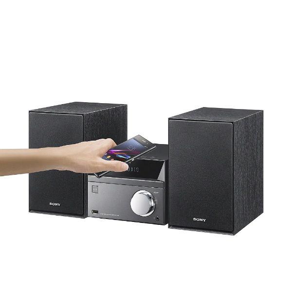 Sony CMT-SBT40D mūzikas centrs