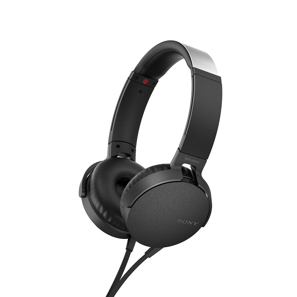 Sony MDR-XB550APB Black austiņas