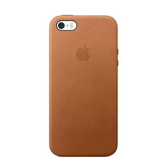 iPhone SE Leather Case  Saddle Brown   MNYW2ZM/