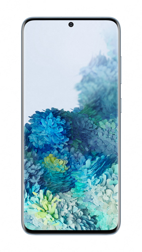 Samsung Galaxy S20 8GB/128GB Light Blue Mobilais Telefons