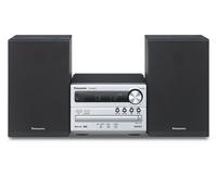 Panasonic SC-PM250EG-S Micro Anlage silver mūzikas centrs