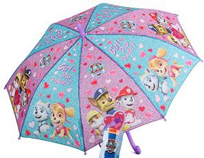 Euro Trade CHILDREN'S Umbrella 45CM PAW PATROL Lietussargs
