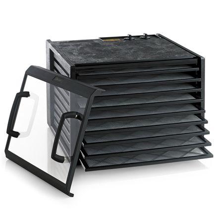Excalibur 4948CDFB  Food dehydrator, 9 trays, Timer, Black Augļu žāvētājs