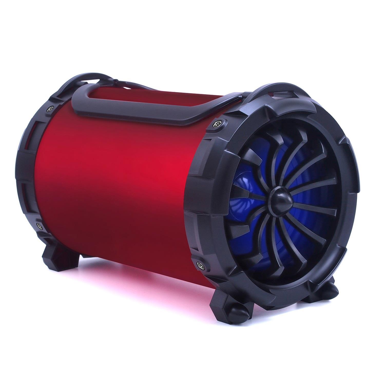 Bluetooth speaker AC880 bazooka Audiocore pārnēsājamais skaļrunis