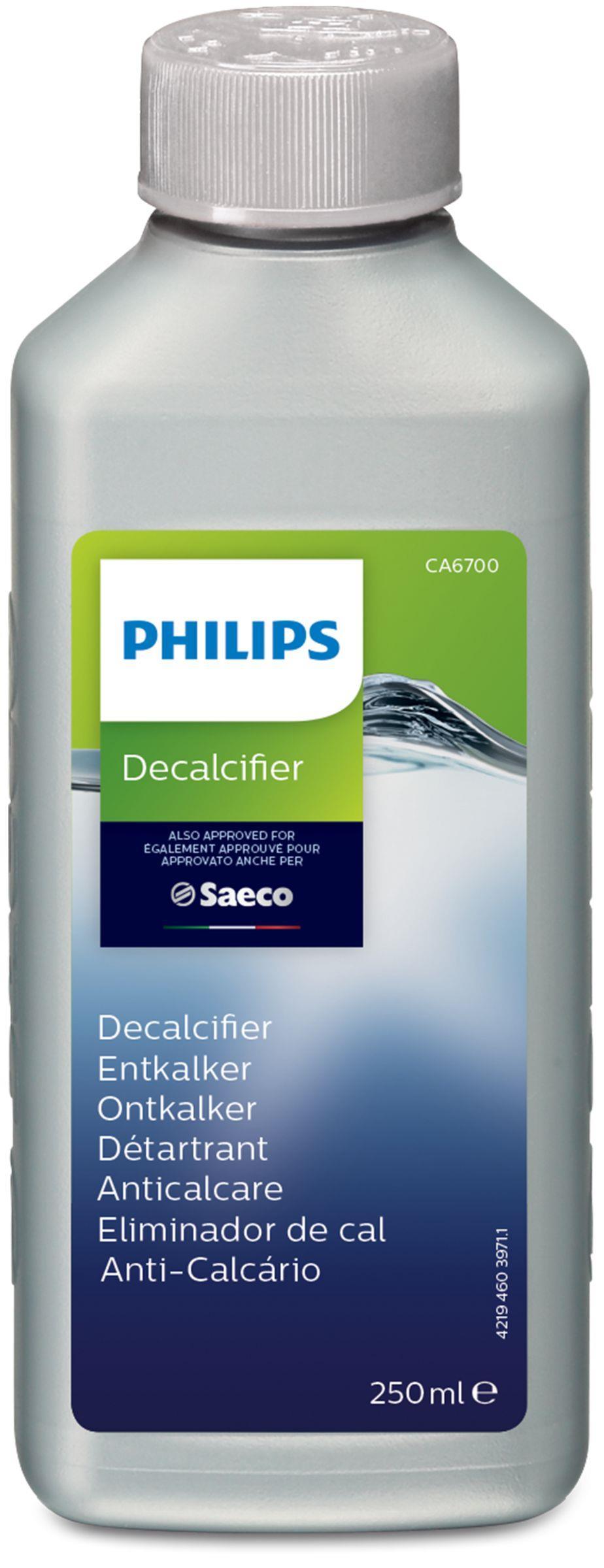 Philips CA6700/91 descaler Domestic appliances 250 ml Liquid (ready to use) piederumi kafijas automātiem