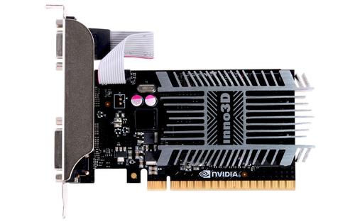 Inno3D GeForce GT 710, 2048 MB DDR3 - Low Profile, passiv video karte