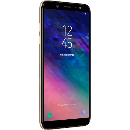 Samsung Galaxy A6 2018 A600F gold Mobilais Telefons