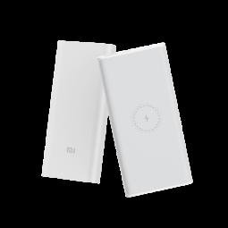 Xiaomi Mi wireless power bank 10000mAh Essential - White 6934177716225 Powerbank, mobilā uzlādes iekārta