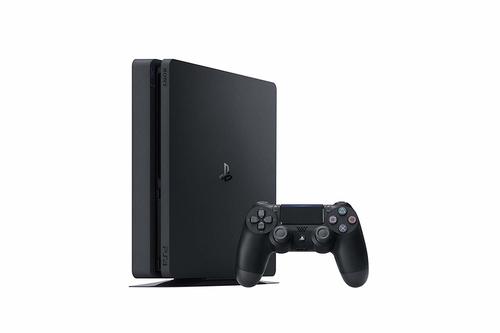 Sony Playstation 4 Slim 500GB incl. FIFA 19 (atjaunots, garantija 3 mēneši) spēļu konsole