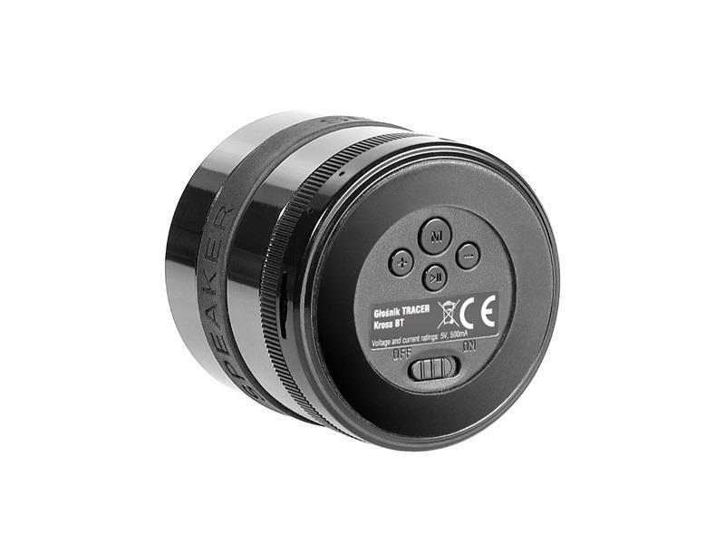 Speaker Tracer KROSS    bluetooth pārnēsājamais skaļrunis