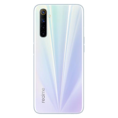 Realme 6 4GB/128GB Comet White Mobilais Telefons