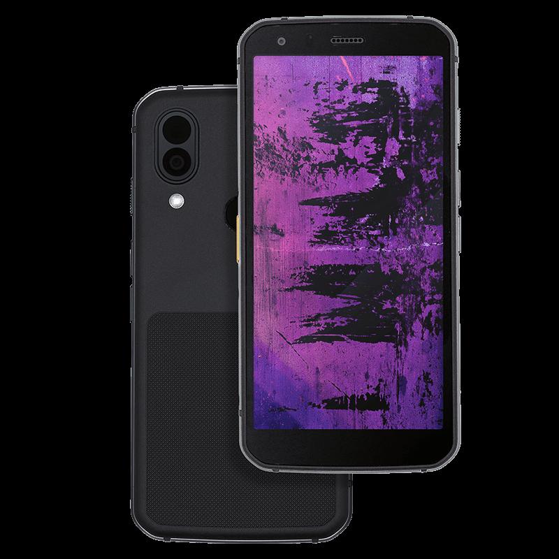 CAT S62 Pro Dual SIM Black Mobilais Telefons