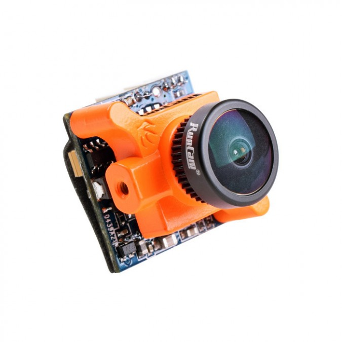 Micro Swift L21 (2.1mm, FOV160, 600TVL, 5.6g, 5-36V)