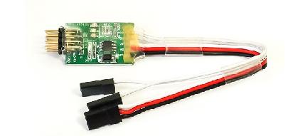 Power board for Servo 5-7V & receiver 5V DW/AECBC701