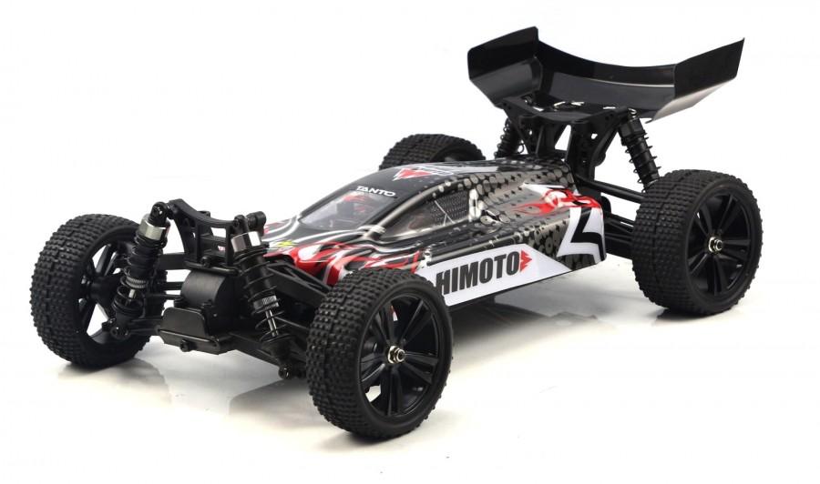 Himoto Tanto Buggy 1:10 4WD 2.4GHz RTR Black (E10XB-31313)