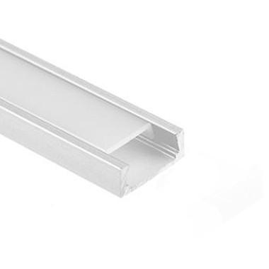 Kabeļu kanāls balts 40x16mm, 2m BYLECTRICA