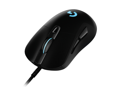 Logitech G403 HERO Gaming Mouse (910-005633) Datora pele