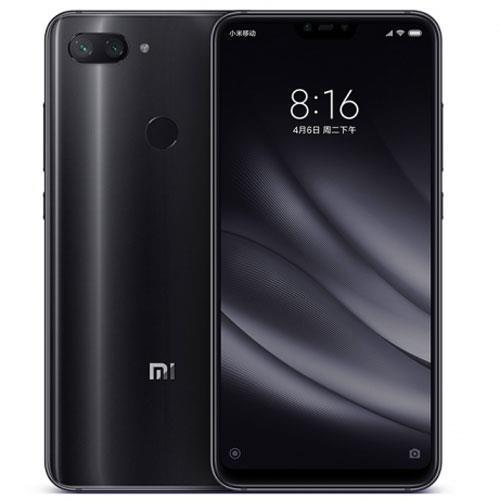 Xiaomi Mi 8 Lite 6GB/128GB Midnight Black Mobilais Telefons