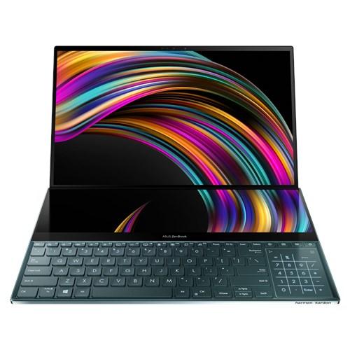 ASUS ZenBook Pro Duo UX581GV-H2002R, 39,62 cm (15,6 Zoll) Celest Portatīvais dators