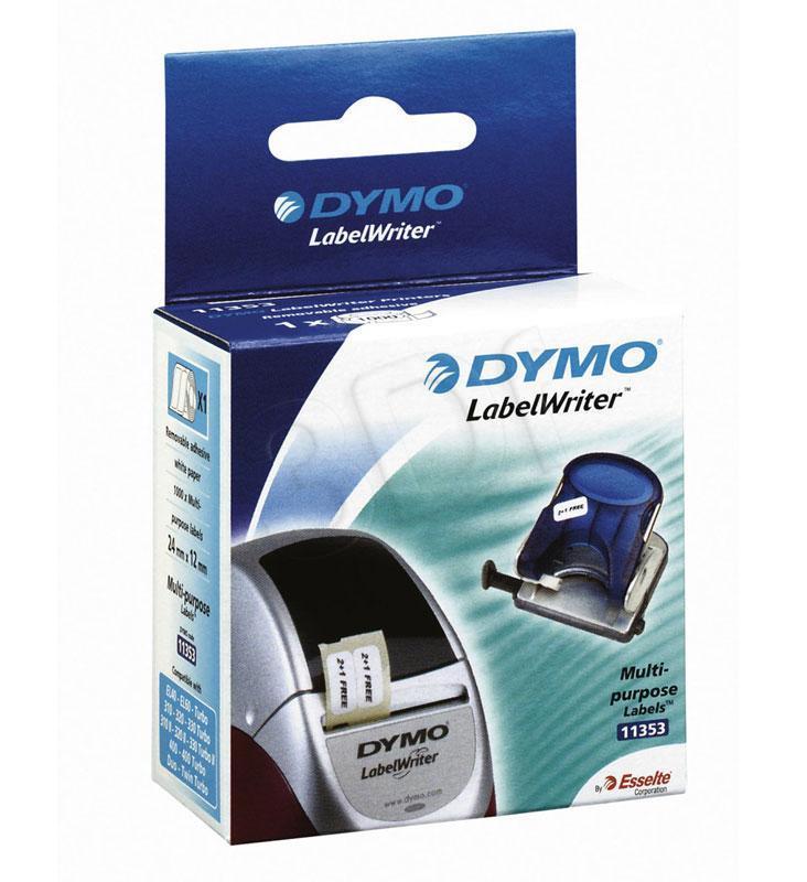 DYMO LABEL LW 24X12 S0722530 papīrs