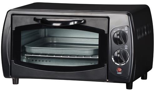 Mesko MS 6013 oven Electric 9 L 1000 W Black