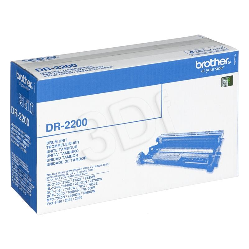 BROTHER DR2200 drum for HL2240 toneris