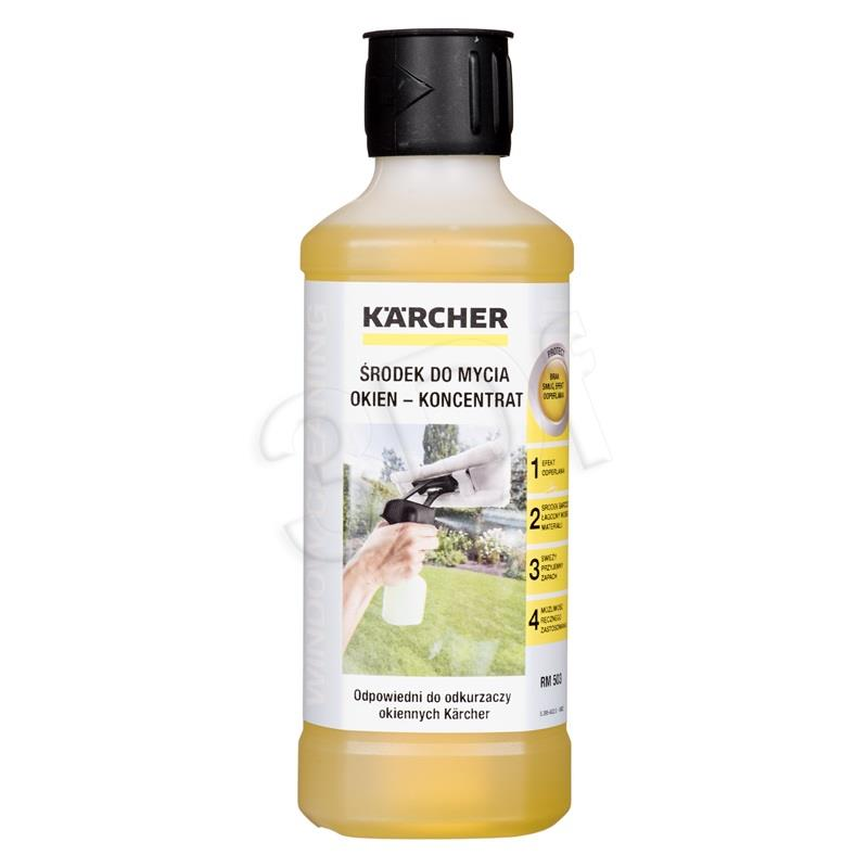 Karcher RM 503 0,5l window cleaning agent conc WV 500 ml 4039784997493 Sadzīves ķīmija