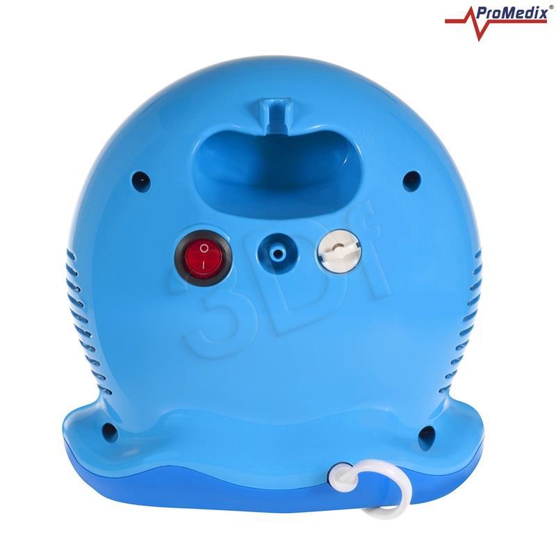 ProMedix inhalators PR-813 0.3ml/min, 8LPM, 55db, 1,5kg inhalators