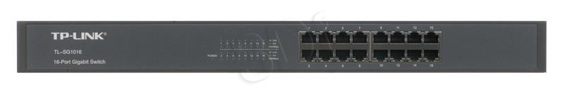 TP-LINK TL-SG1016 komutators