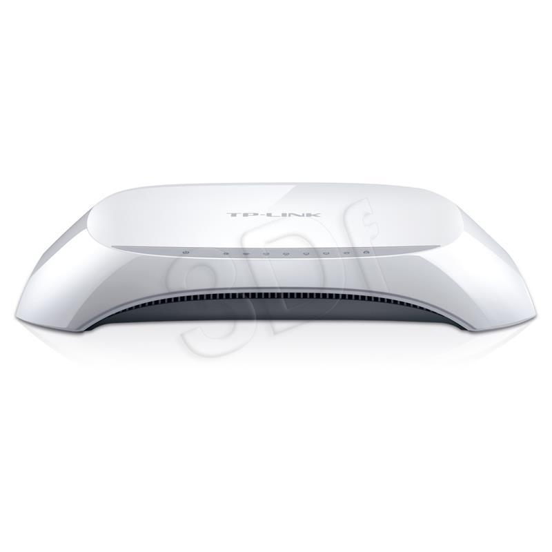 TP-Link TL-WR840N Wireless N300 2T2R router 4xLAN, 1xWAN Rūteris