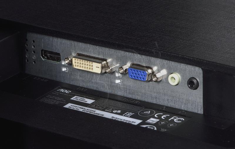 AOC E2770SH, MVA, D-Sub, DVI, HDMI monitors