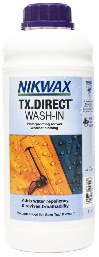 Nikwax Waterproof clothing impregnation TX Direct Wash-In 1000 ml (NI-03)