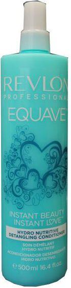 Revlon EQUAVE Two-phase moisturizing conditioner with keratin 500 ml
