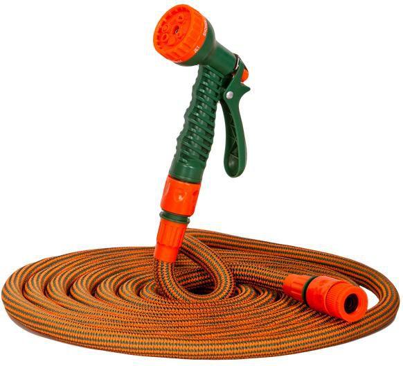 Ramp Garden hose extensible 2.5 - 10m (WOX10) Dārza laistīšanas iekārtas
