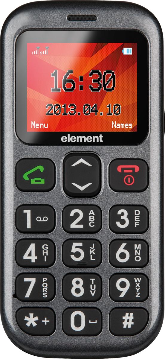 Telefon komorkowy Sencor Element P001S Dual SIM P001S Mobilais Telefons
