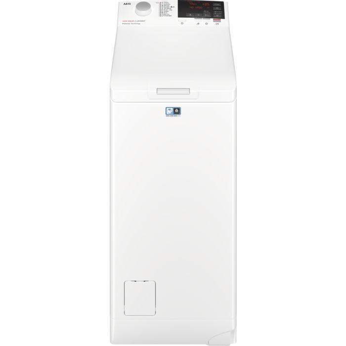 AEG veļas mazgājamā mašīna (augšas ielāde) LTX6G271E Veļas mašīna