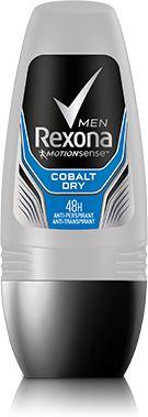 Rexona Motion Sense Cobalt Dry Men Deodorant roll-on 50ml
